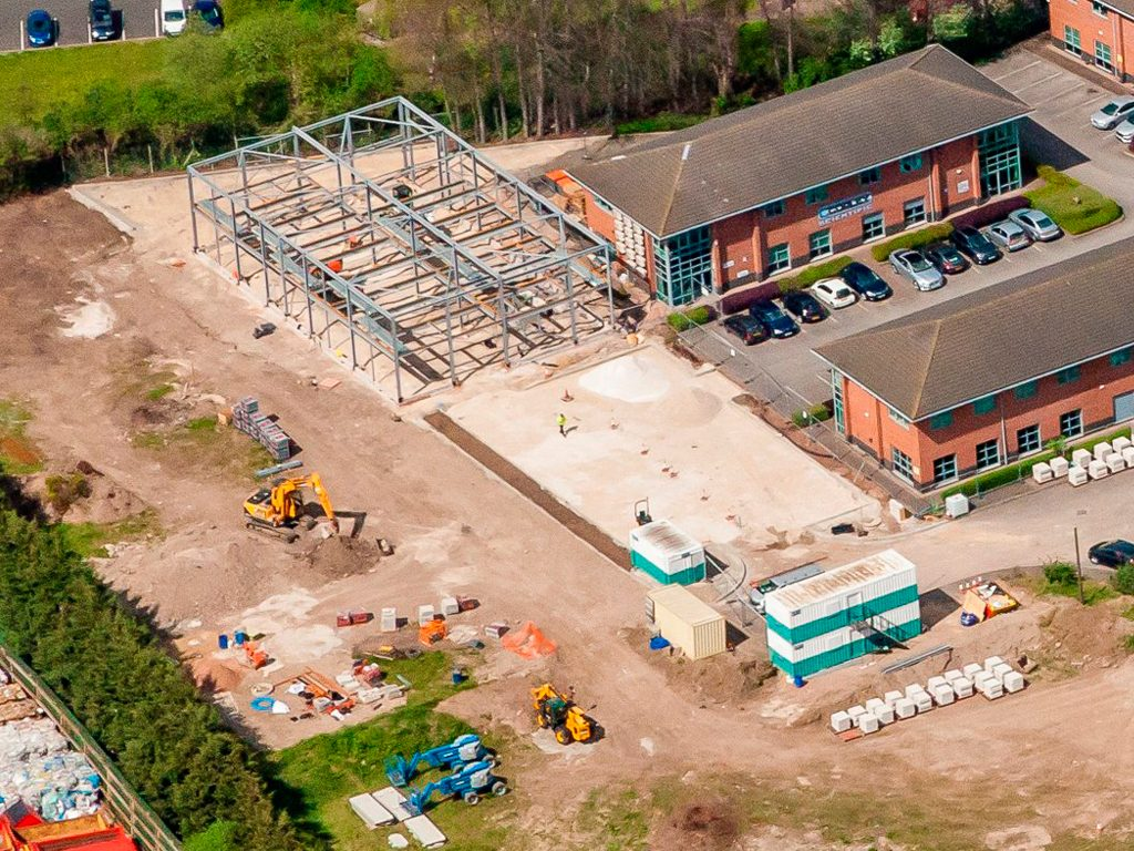 Astra Completes Major Project In Nottingham